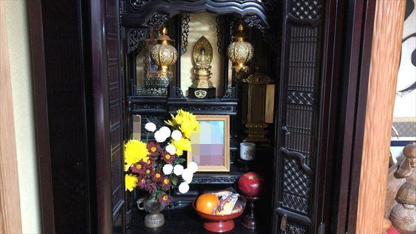 仏壇処分引取供養