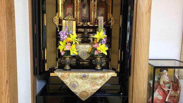 仏壇供養処分
