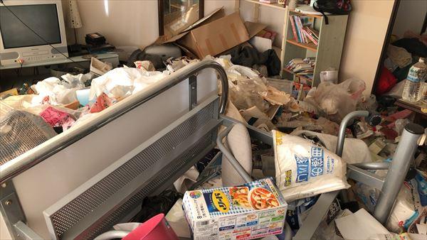 佐賀市|ゴミ屋敷片付け(13年間誰にも相談できなかった)